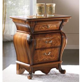 Comodino venezia piano in legno
