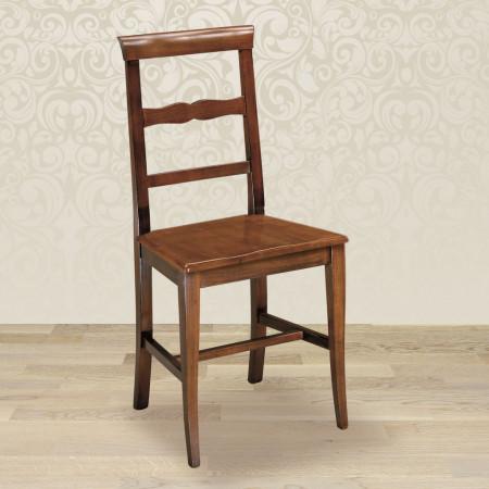 Sedia 2 stecche con fondino in legno