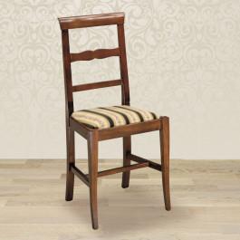 Sedia 2 stecche con fondino in stoffa