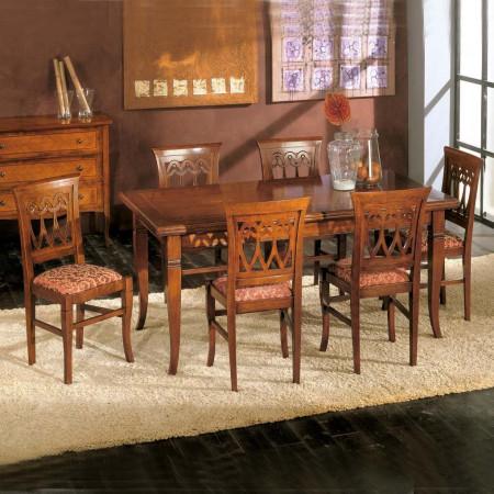 Tavolo rettangolare allungabile 170/250 x 90