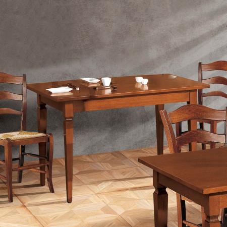 Tavolo rettangolare ristorante 120x80