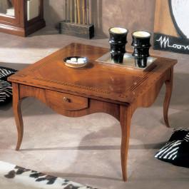 Tavolino da salotto 700 intarsiati