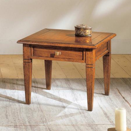 Tavolino da salotto piano in legno