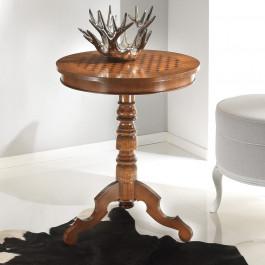 Tavolino sorrentino con rombi