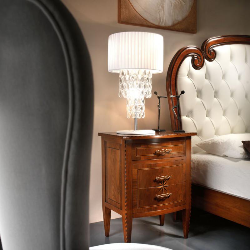 2 comodini per camere da letto for Camere da letto a basso prezzo