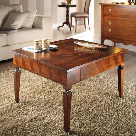 Tavolino da salotto 80x80