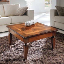 Tavolino da salotto centimetri 80x80