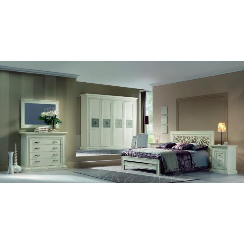 Camera da letto completa di armadio - Camera di letto completa ...