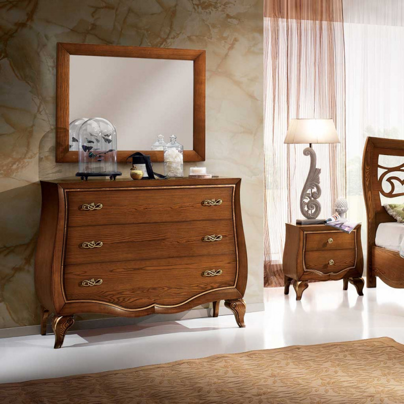 Emejing Comò E Comodini Classici Photos - Home Design - joygree.info