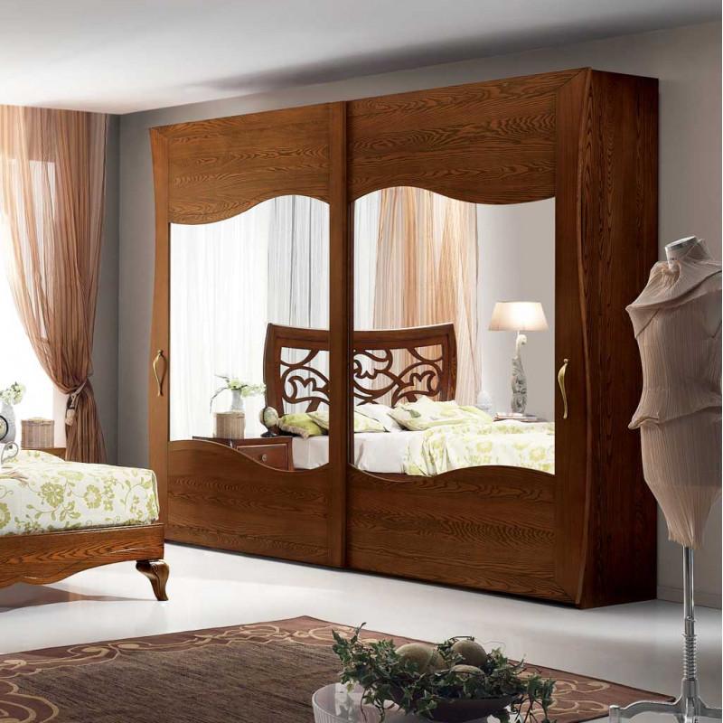 Camera in stile classico contemporaneo for Stile contemporaneo mobili