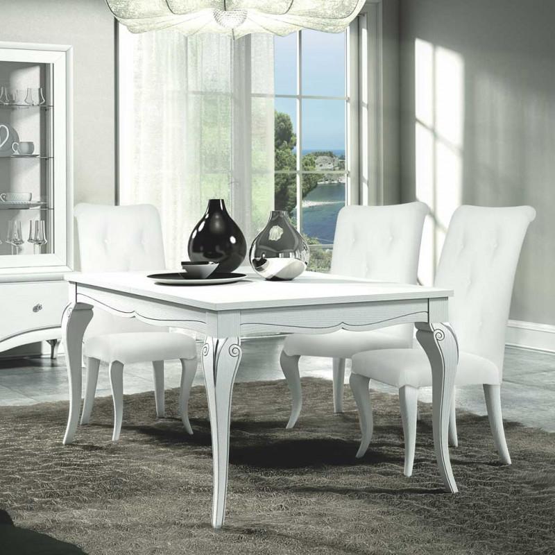 Tavoli Da Pranzo In Stile.Sala Da Pranzo In Stile Classico Contemporaneo