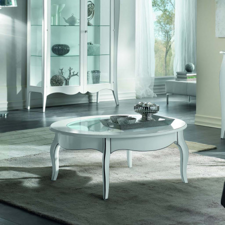 Tavolino ovale grande