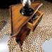Angoliera 700 in ciliegio 1 cassetto