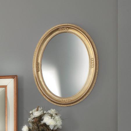 Specchiera ovale come foto