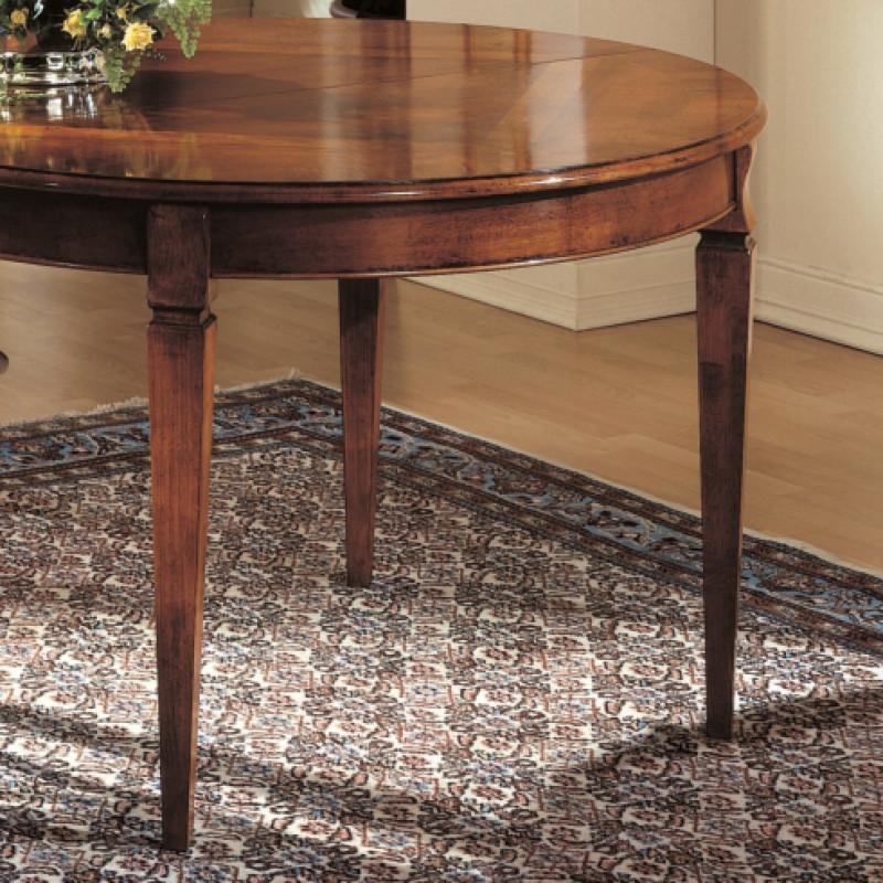 Set di 4 gambe a spillo in legno per tavolo for Gambe di legno