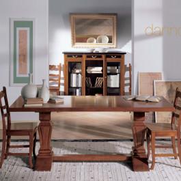 Tavolo balaustra da 180x90