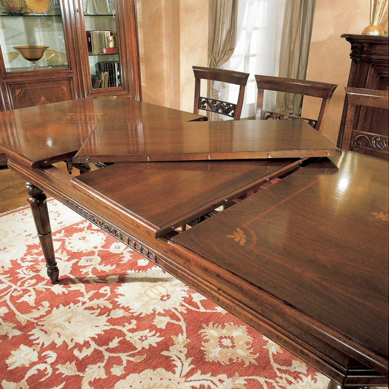 Sala da pranzo mobili a spalle sagomate - Mobili sala da pranzo ...