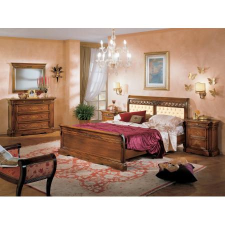 Camera da letto completa con armadio