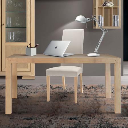 Tavolo fisso in legno di frassino da 160