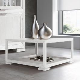 Tavolino quadrato piccolo in frassino