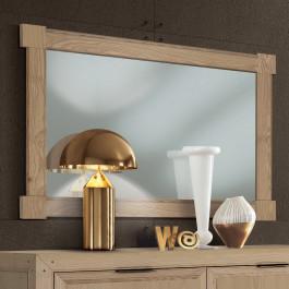 Specchiera in legno di frassino