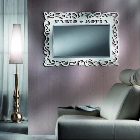 Specchio personalizzabile