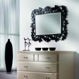 Specchio moderno laccato