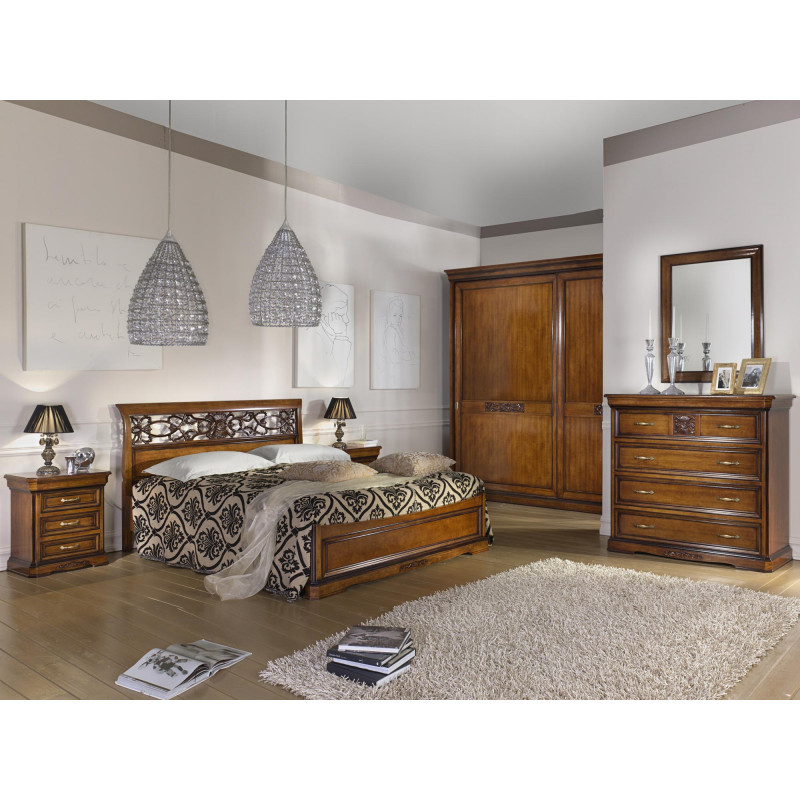 Camera da letto armadio pannelli legno - Camera da letto armadio ...
