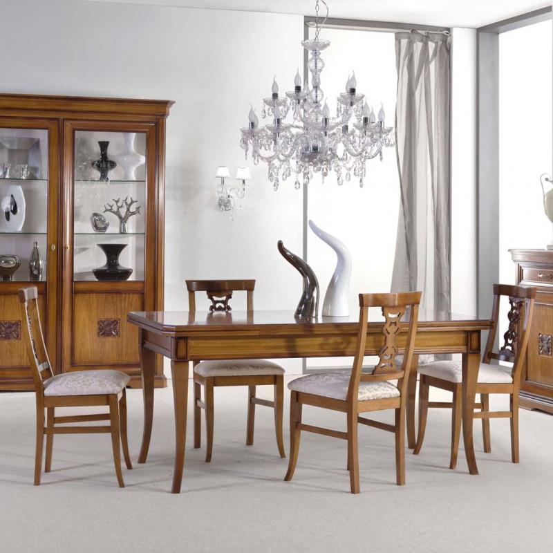 Sala da pranzo tavolo quadrato - Tavolo da pranzo quadrato ...