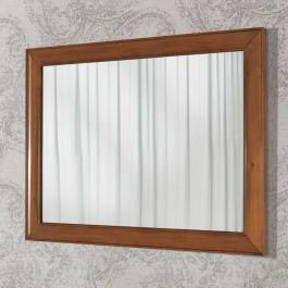 Specchiera semplice in legno