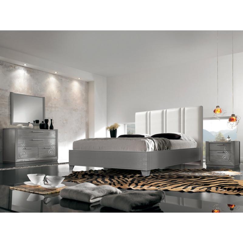 Camera da letto in stile classico contemporaneo - Camera da letto stile 800 siciliano ...