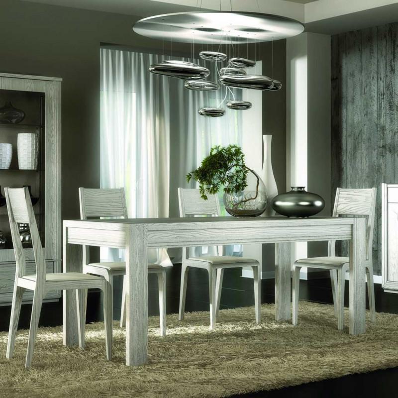 Sala da pranzo in stile classico contemporaneo for Sala da pranzo stile contemporaneo