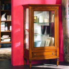 Vetrinetta filettata fianchi con vetro