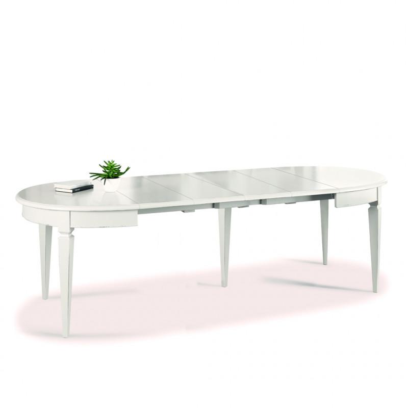 Tavolo Ovalino Allungabile 130 330x105