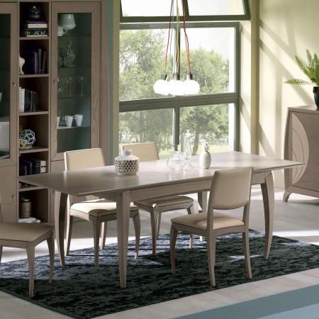 tavolo rettangolare allungabile 160/240x90