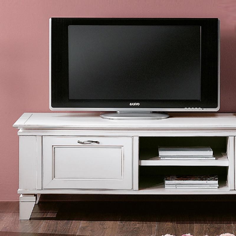 Base porta tv con 2 cassetti