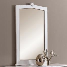 Specchiera contemporanea in legno