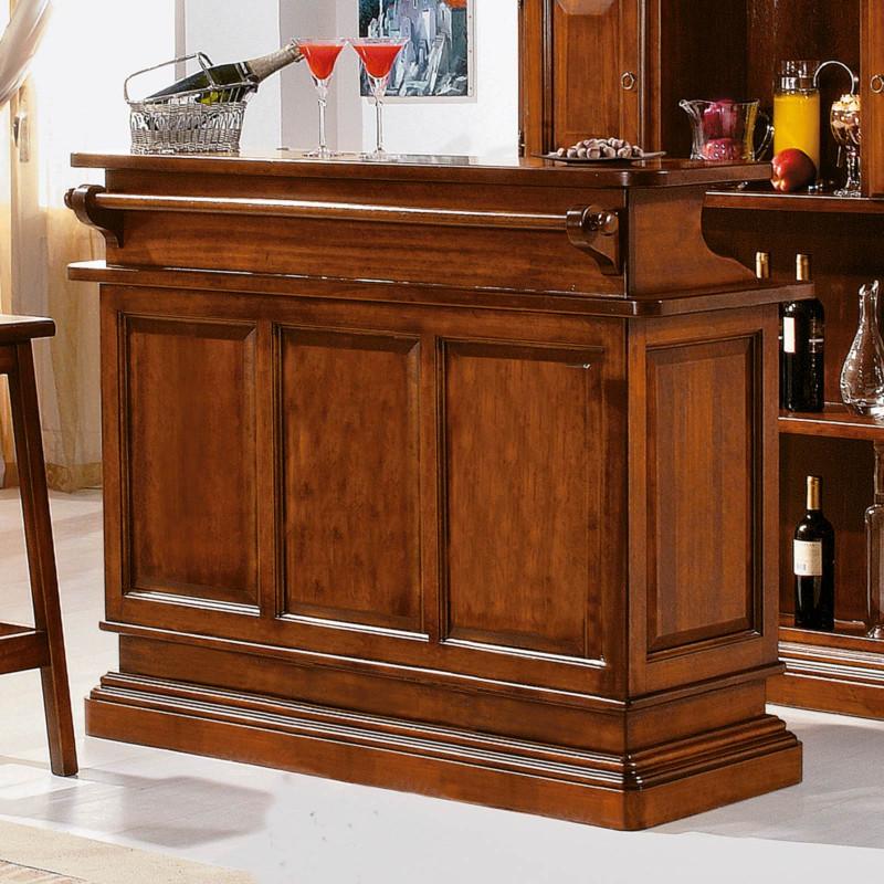 Angolo Bar Da Salotto Prezzi.Mobile Bar Classico In Legno