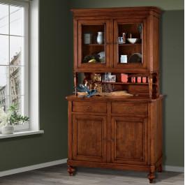 Credenza classica in legno massello