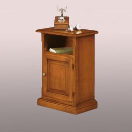 Portatelefono classico in legno
