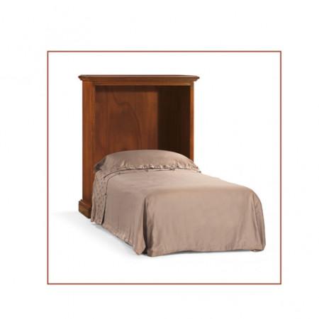 Mobile letto classico con rete