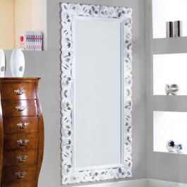 Specchiera laccata bianco lucido