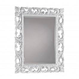Specchiera bianco lucido