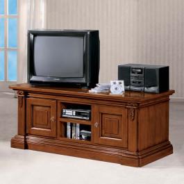Portatelevisore classico in legno