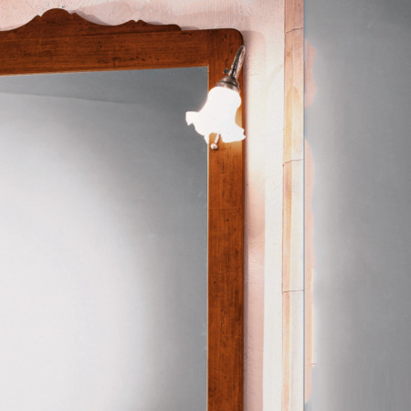 Lampada bagno per specchiera