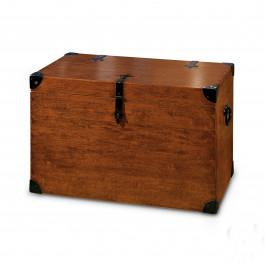 Baule classico in legno