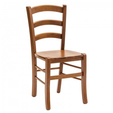 Sedia in faggio fondo in legno