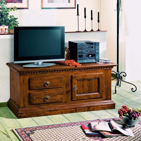 Cassapanca tv 1 anta 2 cassetti