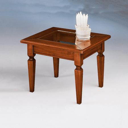 Tavolino vetro 60x60