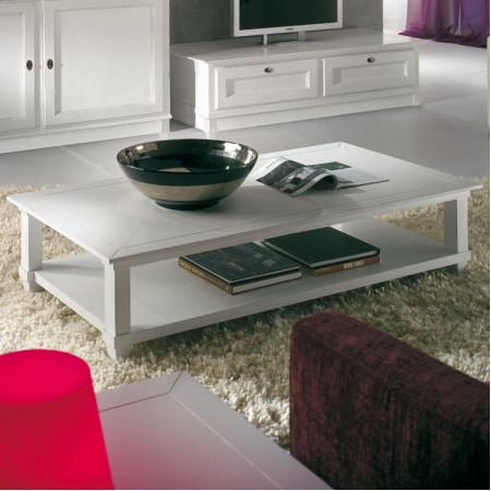 Tavolino new classical rettangolare